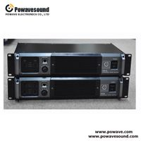 TD series Powavesound big power amplifier 2/4 channel class td amplifier quality sound thumbnail image