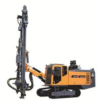 ZT10 integrated down the hole drill rig (DTH)