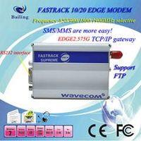 RS232 wavecom fasttrack supreme 20 based on wavecom module Q2687 (850/900/1800/1900Mhz) thumbnail image