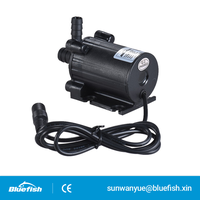 DC 12V Automatic Rockery Fountain Centrifugal Brushless Motor Water Pumps Flow 450L/H thumbnail image