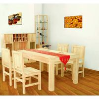 dining talbe and chair
