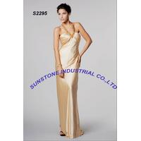 Evening dress S-2295 thumbnail image
