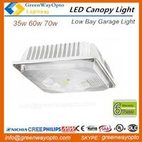 UL CREE Style LED Canopy Light Low Bay Light 35w 50w 70w