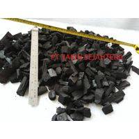 Natural small lump shape bbq charcoal