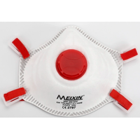 Disposable En 149 FFP3 Dust Protective Respirator Protect Face Mask with Valve thumbnail image
