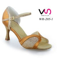 Suede Salsa Women Dance Shoes