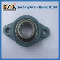KM UCFL209 pillow block bearing