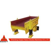 Small Products Manufacturing Machines roller crusher Vibrating Feeder thumbnail image