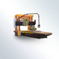 Portal milling machine