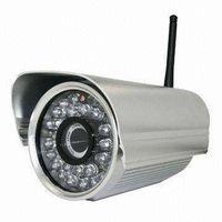 H.264 Waterproof Outdoor IP Camera