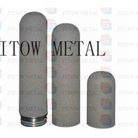 Metal sintered filters pipes thumbnail image