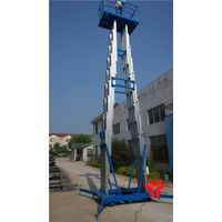 HENGYUAN SJLS0.2-16.0 Multi Masts Aluminum Alloy Elevating Platform