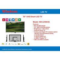 "50"" UHD Smart TV"