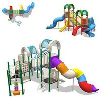 Outdoor Play Structure WF-S019 thumbnail image