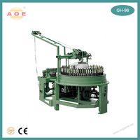 96 spindle computerized lace braiding machine