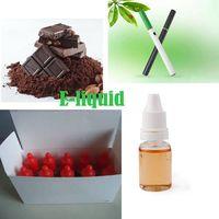 Chocolate Flavor Nicotine Solution Nice Taste thumbnail image
