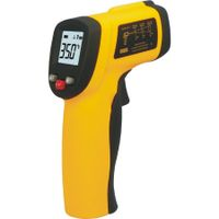Non-Contact IR Infrared Thermometer Forehead Body Temperature Meter LCD Digital thumbnail image