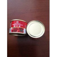 210gx48tins canned tomato paste without additives and competative price