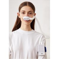 Powered air purification nose mask thumbnail image