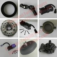 Transmission forklift parts