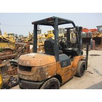 used TOYOTA forklift 7F3T thumbnail image