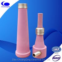 high efficient heavy impurity paper pulp cleaner ceramic parts