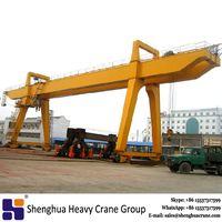 Double girder travelling gantry crane manufacturers