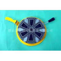 ultra-thin ring and rotary permanent magnet worktable