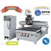 ZMMS1325 Three-process door plank cnc routing machine thumbnail image