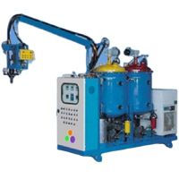 CE High Pressure PU Polyurethane Foam Filling Injection Machine for Refrigerator doors thumbnail image