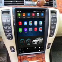 Vertical Screen 12.8 Inch Android Car Multimedia Navigation For Toyota Crown 2006-2009 thumbnail image
