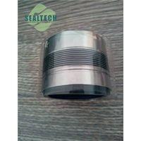 Mechanical seal bellows welded metal bellows core