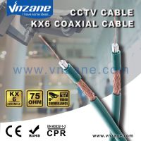 CCTV coaxial cable KX6