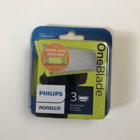 Philips Norelco OneBlade Replacement Blades 3-Pack
