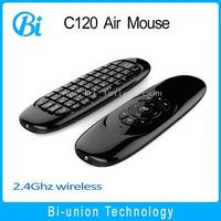 2.4ghz T10 C120 air mouse t10 wireless air fly mouse and keyboard combo