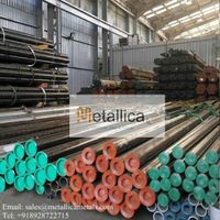 ASTM A53 Grade A/B Seamless and Welded Zinc-Coated Black Steel Pipe thumbnail image