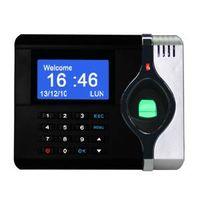ZKS-T1B-S-A Fingerprint time attendance and access control