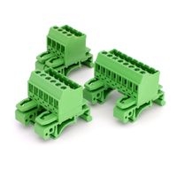 5.08mm pitch vertical entry pcb connector header thumbnail image