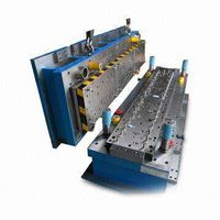 Stamping Die for Automotive Electronics - Progressive Die Making Service