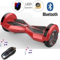 2 Wheel Electric Bluetooth Music Scooter thumbnail image