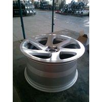 Fine processing car alloy wheels