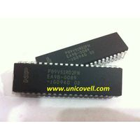 Sale of NXP microcontrollers P89V51RD2FN P89V51RD2BN