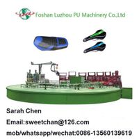 pu motorcycle seats car seats bike seats injection forming machine