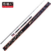 Carbon Fishing rod/Brave II/Casting/three parts of rod holder/2.28m/MH/wholesale