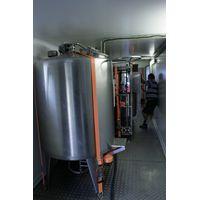 Milk HTST pasteuriser line in container Robomilkbar