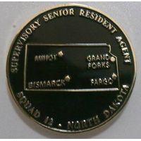 Cute animal design style souvenir medal cion