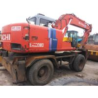 Used Hitachi Wheel Excavator Ex100wd
