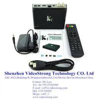 KI Amlogic S805 Quad core OTT DVB S2 Hybrid TV box