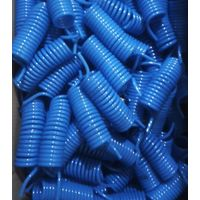 polyurethane pneumatic recoil/spiral/spring air hose/tube/tubing thumbnail image
