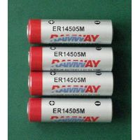 ER14505M,3.6V lithium battery